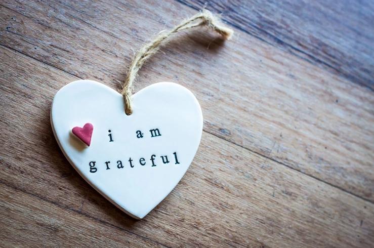 An Attitude of Gratitude