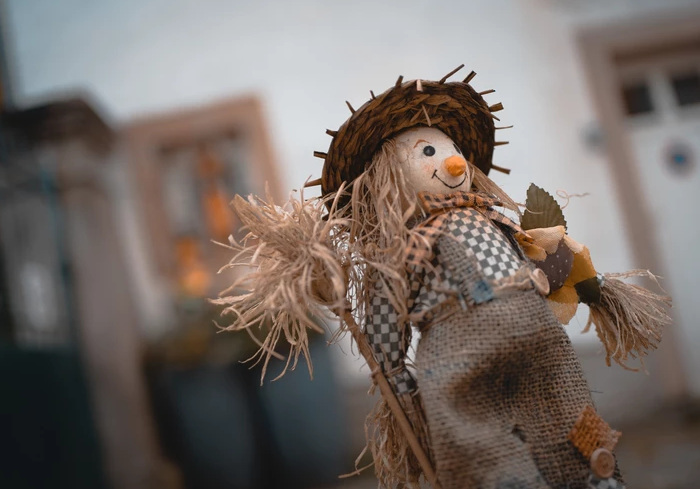 A Mindful Lesson From the Scarecrow